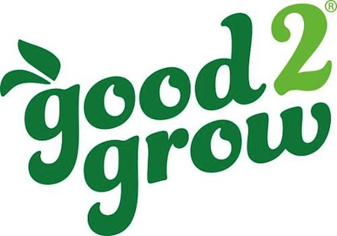 Healthy Children's Beverage Company Receives Progressive Grocer Editors' Pick Award and Expands into Water Category (PRNewsFoto/good2grow(R))